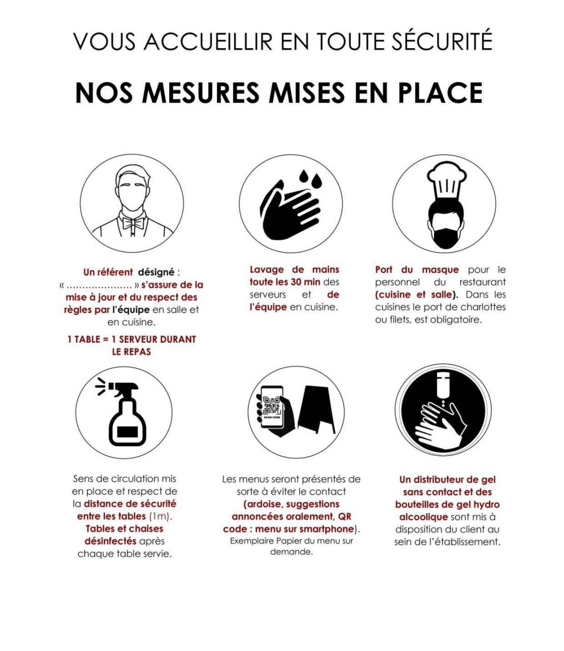 Votre Santé - Le Rive Gauche - Restaurant Gastronomique Nantes