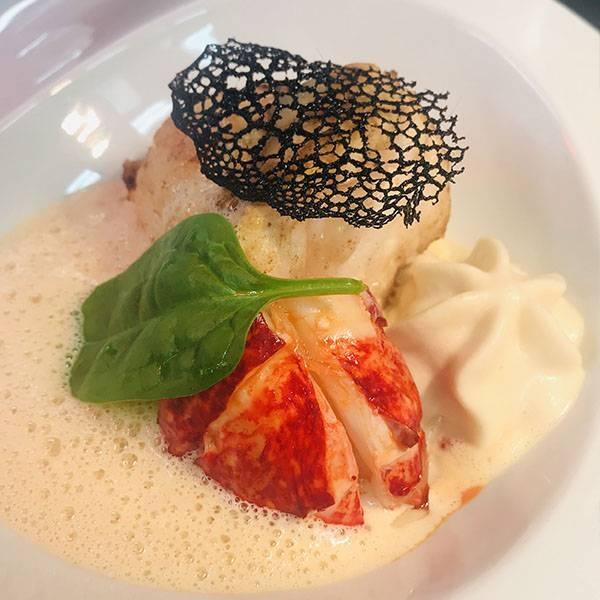 Le Restaurant - Le Rive Gauche - Restaurant Gastronomique Nantes