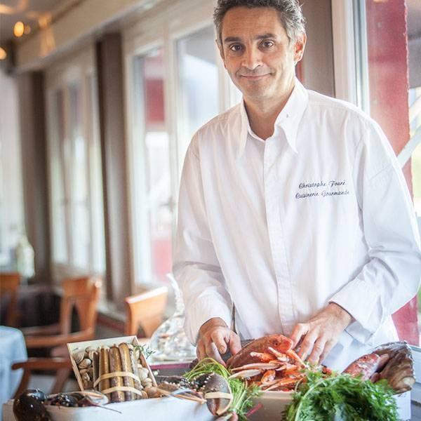 Cours de cuisine - Le Rive Gauche - Restaurant Gastronomique Nantes