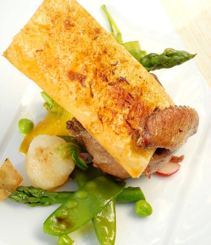 Nos menus - Le Rive Gauche - Restaurant Gastronomique Nantes